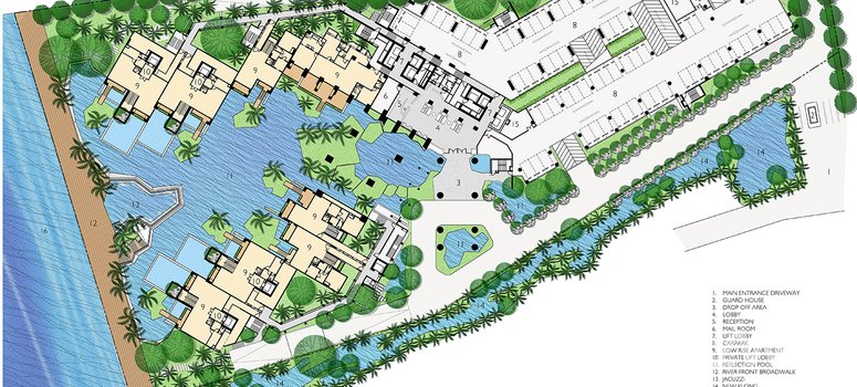 Master Plan of The Pano - Photo 1