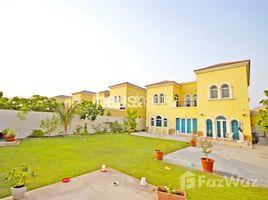 3 Bedrooms Villa for sale in European Clusters, Dubai District 5 | Private 7,319 sq.ft Plot | Single Row
