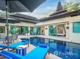 3 Bedrooms Villa for rent in Choeng Thale, Phuket Botanica Luxury Villas (Phase 1)