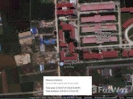 N/A Land for sale in Samraong Kraom, Phnom Penh Other-KH-56623