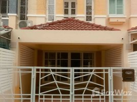 2 Bedrooms Townhouse for sale in Tha Raeng, Bangkok Sireen House Watcharapol