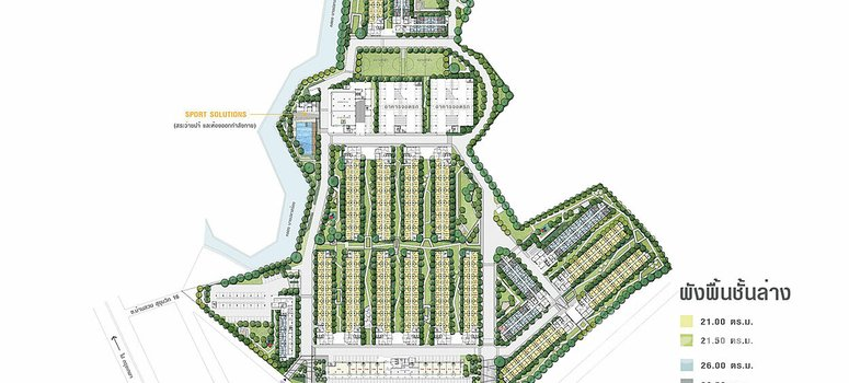 Master Plan of Lumpini Condo Town Chonburi-Sukhumvit - Photo 1