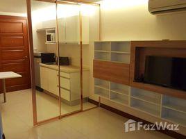 Studio Condo for rent in Din Daeng, Bangkok Emerald Residence Ratchada