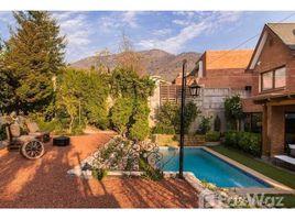 6 Habitaciones Casa en alquiler en San Jode de Maipo, Santiago Las Condes