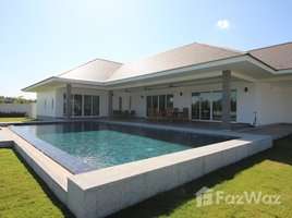 3 Bedrooms Property for sale in Hin Lek Fai, Hua Hin Top Quality 3 Bedroom Pool Villa on Very Large Land Plot in Hua Hin