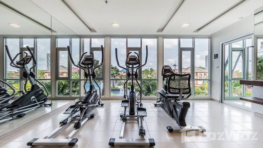 Photos 1 of the Communal Gym at The Trust Condo South Pattaya
