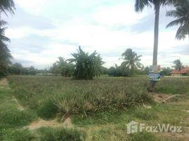 N/A Land for sale in Hin Lek Fai, Hua Hin Land For Sale Hnong-Khon Hua Hin
