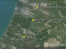 N/A Land for sale in Bang Sare, Pattaya Land For Sale 800 Meter From Cartoon Network