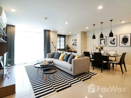 3 Bedrooms Property for rent in Khlong Toei Nuea, Bangkok The Master Centrium Asoke-Sukhumvit