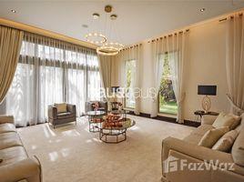 5 Bedrooms Villa for rent in Jasmine Leaf, Dubai Largest Plot | Upgraded | Furnished | Brand New