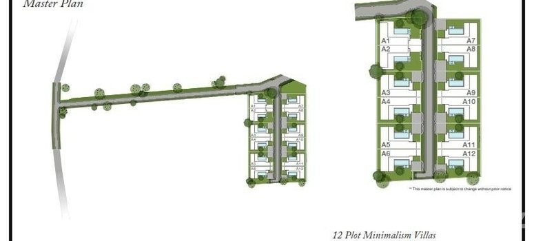 Master Plan of Mono Loft Villas Palai - Photo 1
