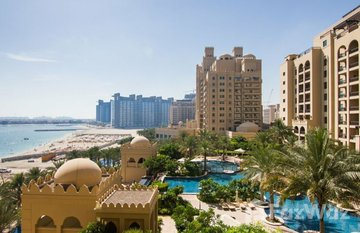 The Fairmont Palm Residence South in The Fairmont Palm Residences, Dubai