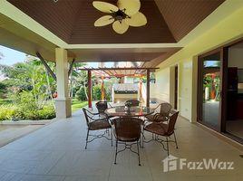 班武里府 网络 Tropical Paradise Garden 3 卧室 屋 售
