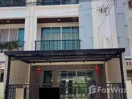3 Bedrooms Townhouse for sale in Khlong Chaokhun Sing, Bangkok Baan Klang Muang Ladprao 87
