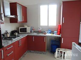 2 غرف النوم شقة للبيع في المحمدية, الدار البيضاء الكبرى vente appartement mohammedia rez de jardin