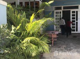 慶和省 Vinh Thanh Bán nhà cấp 4 - 2 mặt tiền xã Vĩnh Thạnh - Nha Trang 1 卧室 屋 售