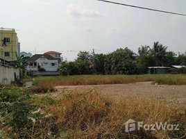 N/A Land for sale in Bang Phrom, Bangkok Land 1 Rai 35 SQW For Sale In Ratchapruek