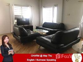 недвижимость, 3 спальни в аренду в Bahan, Yangon 3 Bedroom House for rent in Bahan, Yangon