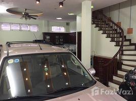 Studio House for rent in Yen Hoa, Hanoi Cho thuê nhà PL mặt ngõ Mạc Thái Tổ, 45m2 x 4 tầng, đầy đủ nội thất đẹp, ô tô đỗ cửa. giá 18tr/th