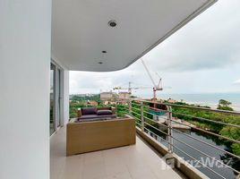 芭提雅 Na Chom Thian La Royale Beach 2 卧室 公寓 租