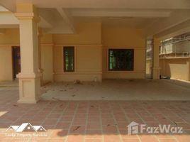 金边 Phnom Penh Thmei 4 Bedroom Villa for Rent in Sen Sok 4 卧室 屋 租