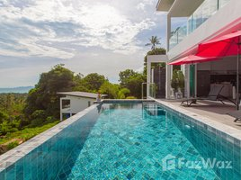 3 Bedrooms Property for sale in Ang Thong, Koh Samui 3 Bedroom Villa with Panoramic Sea View in Koh Samui
