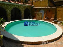 Cairo Stand Alone Villa With Pool Rent In Maadi Sarayat 4 卧室 别墅 租