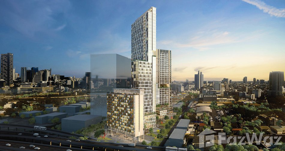 Latest off-plan projects launched in Bangkok - Siamese Rama 9