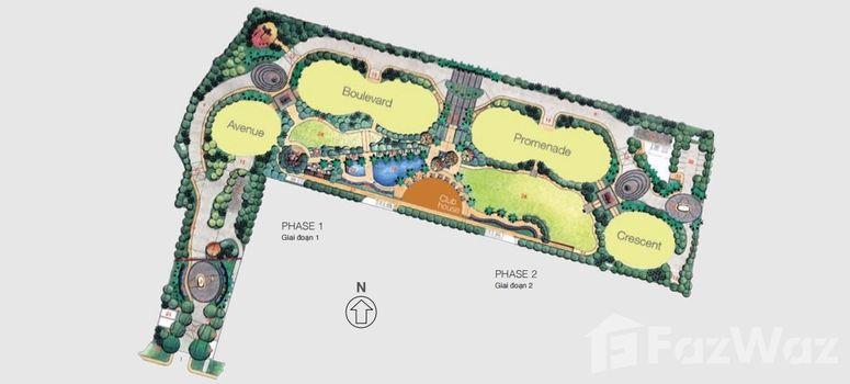 Master Plan of City Garden - Photo 1