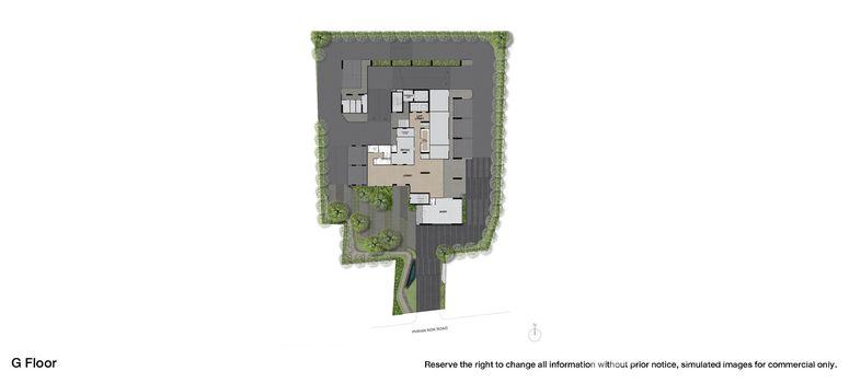 Master Plan of NUE Noble Fai Chai - Wang Lang - Photo 1