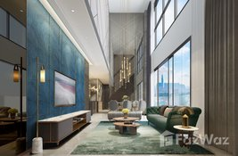 Condo with 3 Bedrooms and 2 Bathrooms is available for sale in Ho Chi Minh City, Vietnam at the The Marq development