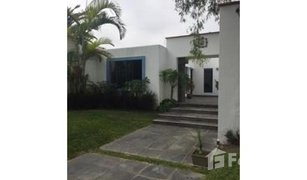 3 Habitaciones Casa en venta en Chorrillos, Lima