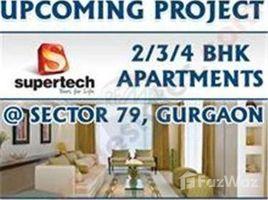 Haryana Gurgaon SECTOR 79 3 卧室 住宅 售