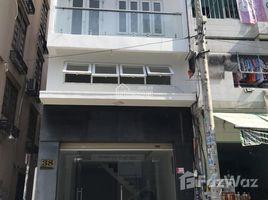 4 Phòng ngủ Nhà mặt tiền bán ở Phường 3, TP.Hồ Chí Minh Chính chủ bán gấp nhà 4 tầng góc 2 mặt tiền 38 Bàn Cờ, Quận 3. DT: 4 x 10m, 0974.373.621