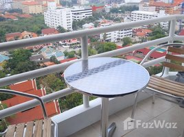 Studio Penthouse zu vermieten in Nong Prue, Pattaya View Talay 2