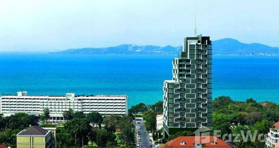 New super luxury condo & villa projects in Pattaya - One Tower