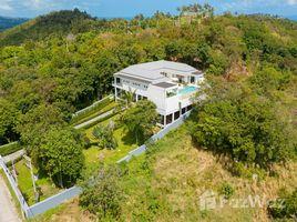 3 Bedrooms Villa for sale in Bo Phut, Koh Samui Gorgeous 3-Bedroom Bophut Hills Villa on 1 Rai Land Plot