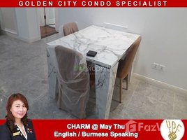 Yangon Yankin 2 Bedroom Condo for sale in GOLDEN CITY, Yankin, Yangon 2 卧室 公寓 售