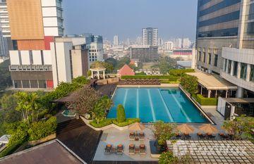 Pathumwan Princess Residence in Rong Mueang, Bangkok