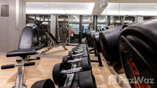 3D Walkthrough of the Communal Gym at Runesu Thonglor 5