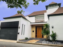 4 Bedrooms Villa for sale in Na Chom Thian, Pattaya Nakawari (Nagawari) Village