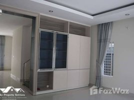 4 Bedrooms House for sale in Stueng Mean Chey, Phnom Penh 4 bedrooms Villa For Sale in Meanchey