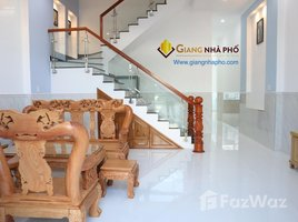 3 Bedrooms House for sale in Phu Loi, Binh Duong Bán nhà gần Karaoke Họa Mi đường Huỳnh Văn Lũy, 1 trệt 1 lầu, 3 phòng ngủ, sân ô tô nhà mới đẹp