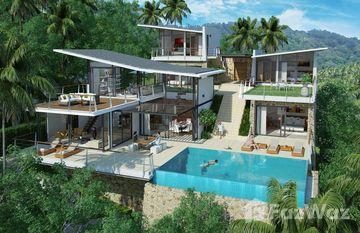Dove Luxury Villas in Bo Phut, Koh Samui