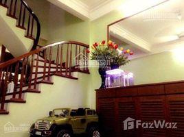 4 Bedrooms House for rent in Trung Liet, Hanoi Cho thuê nhà PL Thái Hà. DT 45m2 x 4 tầng, đủ đồ, ô tô tránh nhau, giá 21tr/th
