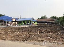 暖武里 Bang Khu Rat Land for Sale 200 Sqm in Nontaburi N/A 土地 售