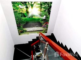 4 Bedrooms House for sale in Ba Diem, Ho Chi Minh City Nhà 4 x 26m + 3 tấm/gần chợ ĐM - NS Hóc Môn (Nguyễn Thị Sóc)
