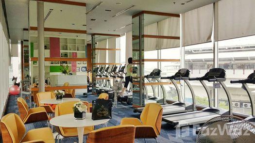 Photos 1 of the Communal Gym at Casa Condo Ratchada-Thapra