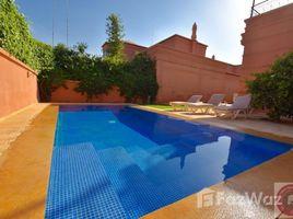 4 Bedrooms Villa for rent in Na Machouar Kasba, Marrakech Tensift Al Haouz Marrakech AGDAL Villa à louer