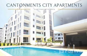 1 CANTONMENT CITY in , Greater Accra